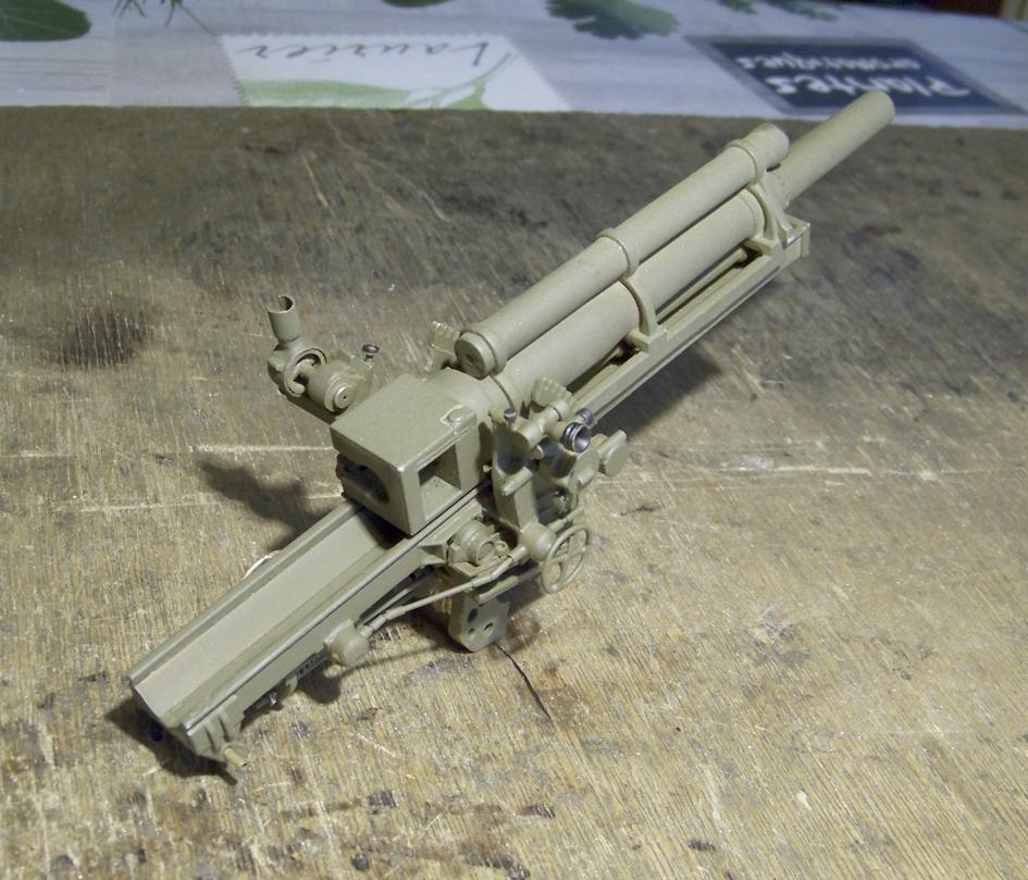 "M7 B1 105 Howitzer Gun Motor Carriage ""Priest"" - Heng Long - 1/16e - Page 2 Elevation-system-3-4e0da52"