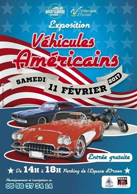 33 - Les Belles Américaines - Villenave d'Ornon le 11/02/2017