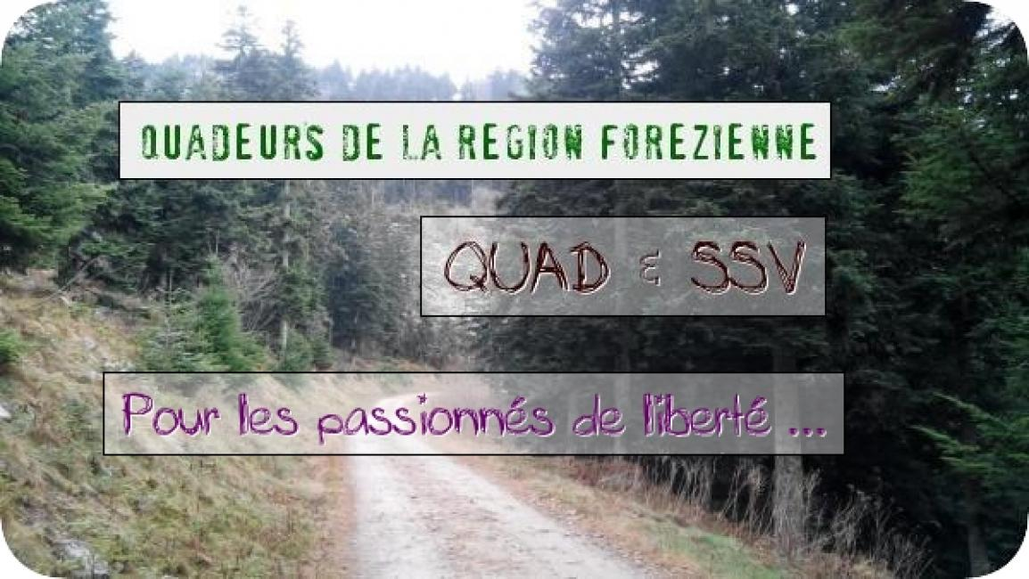 QUADEURS DE LA REGION FOREZIENNE Index du Forum