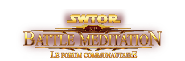 Communauté Roleplay francophone SWTOR Index du Forum