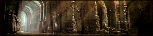 Zone d'entraînement privilégiée, où les membres de l'Ordre peuvent venir mettre à l'épreuve leurs compétences, en affrontant la matérialisation illusoire de leurs peurs les plus profondes. Il a été construit, dit-on, au dessus du Nexus alimentant le Kaerl en énergie magique.