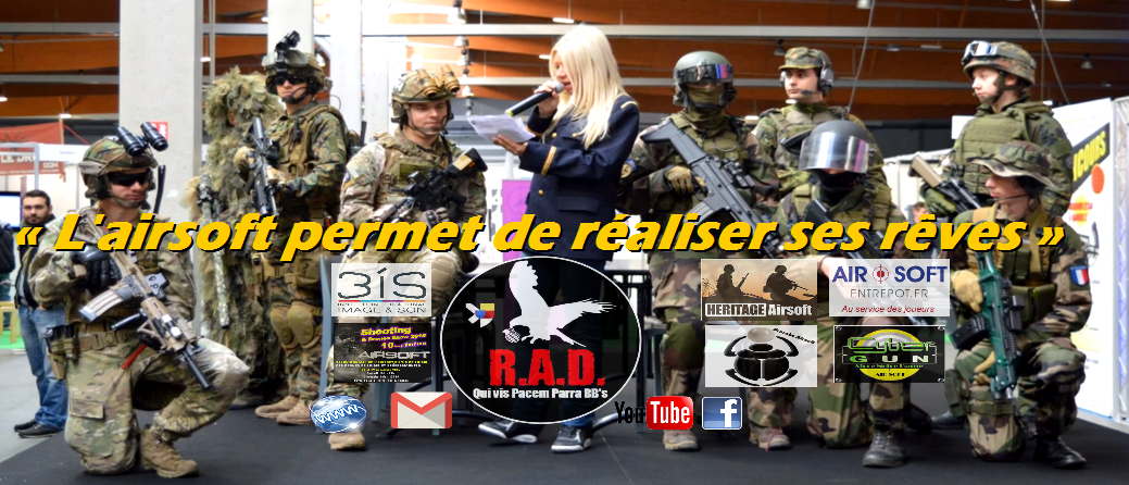 Rambouillet Airsoft Division Forum Index