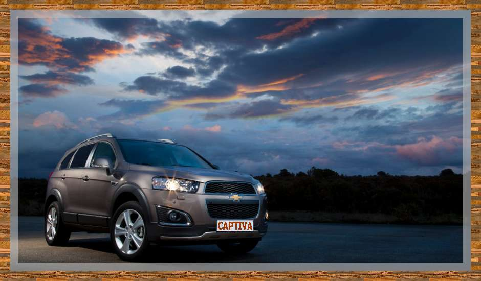 Forum du Chevrolet CAPTIVA Index du Forum