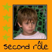 second rôle