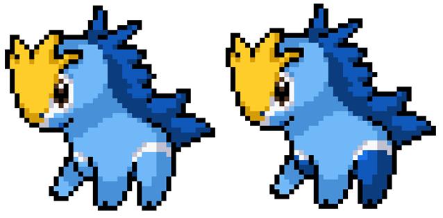 Tutoriel Fakemon Pixel Art