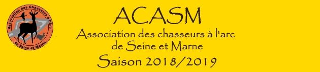 Association des Chasseurs à l'Arc de Seine et Marne Index du Forum