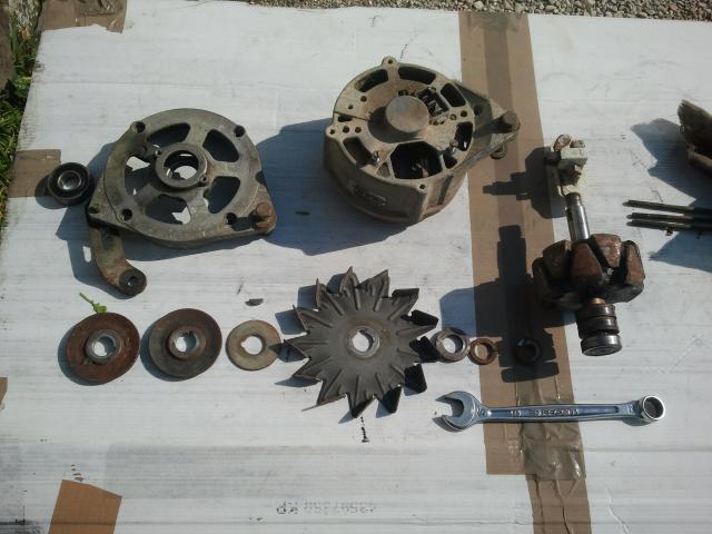 remontage moteur 2.3l V6 ford 1982 Photo0135-5231e03