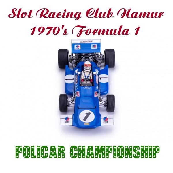 Rendez-vous le 21 septembre 2018. 1ère manche championnat F1 POLICAR. Bannerfans_20073490-550d67c
