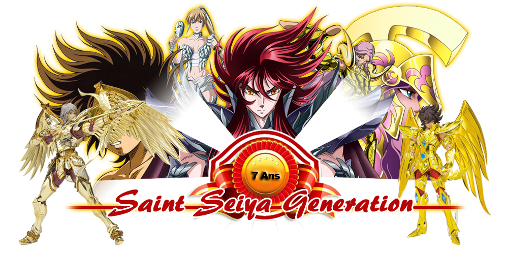 Saint Seiya Generation Index du Forum