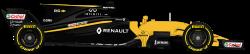 Pilote Renault Sport F1 Team