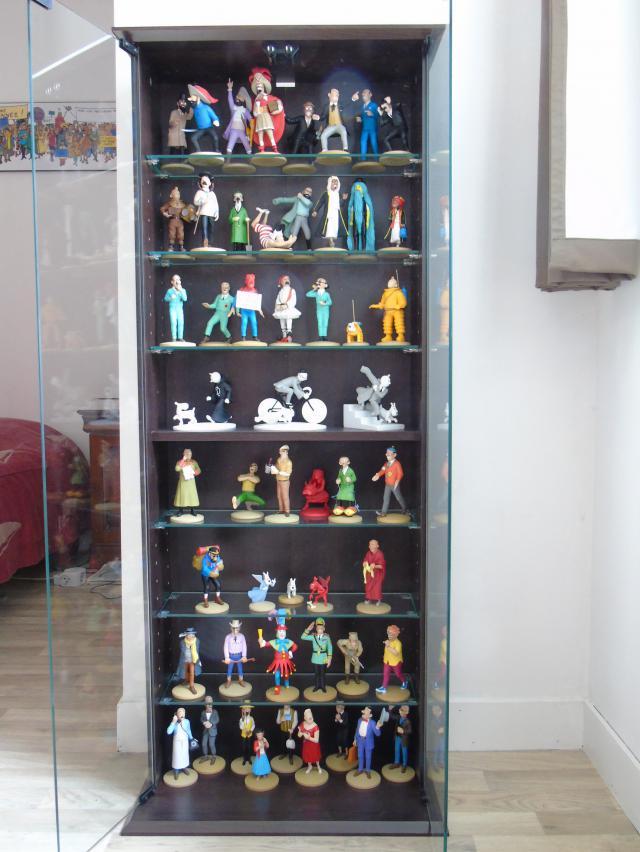 etagere figurine