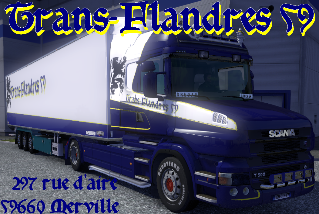 Trans-Flandres 59 Index du Forum