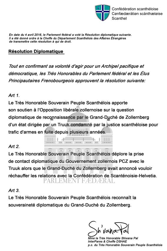 Courriers et dépêches diplomatiques Re-solution-zoll-4f0d56c