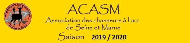 Association des Chasseurs à l'Arc de Seine et Marne Forum Index