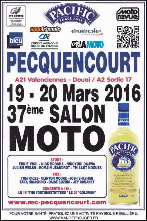 Qui veut aller loin m nage sa monture for Salon pecquencourt