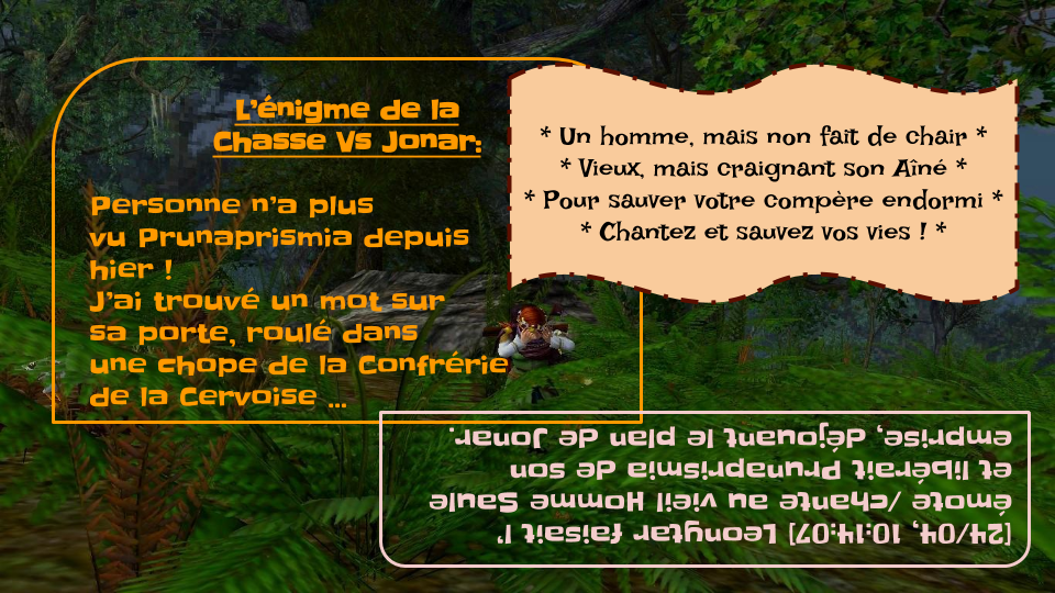 Lèvecoude VS Jonar & Fête du Dragon Enigmejonar-4af1542