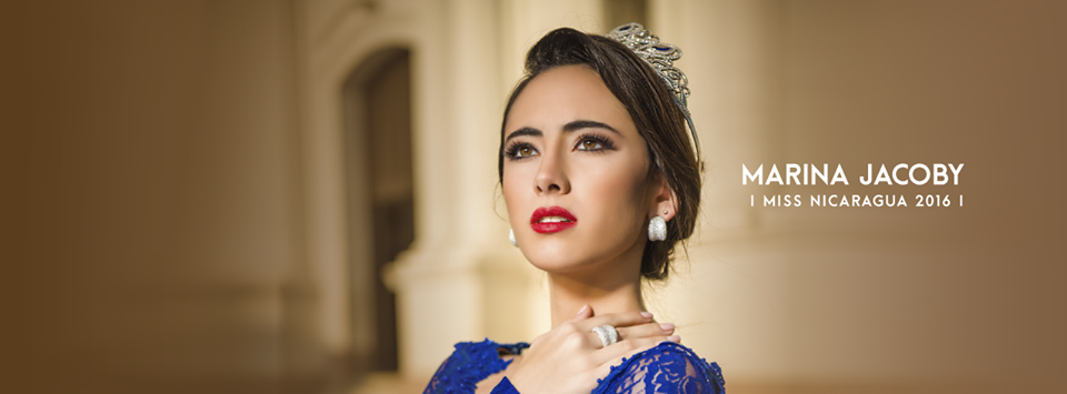 Marina Jacoby Wins Miss Nicaragua 2016: MISS & CIE ♔ :: ★ NICARAGUA 2016