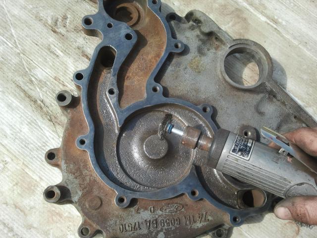 remontage moteur 2.3l V6 ford 1982 Photo0133-5231db2