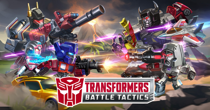 Communauté francophone du jeu Transformers: Battle Tactics Index du Forum