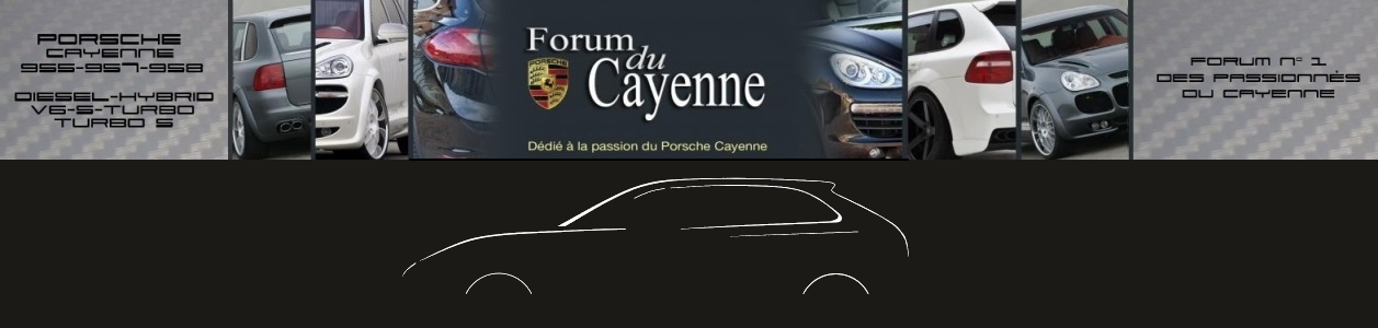 Forum du Cayenne Forum Index
