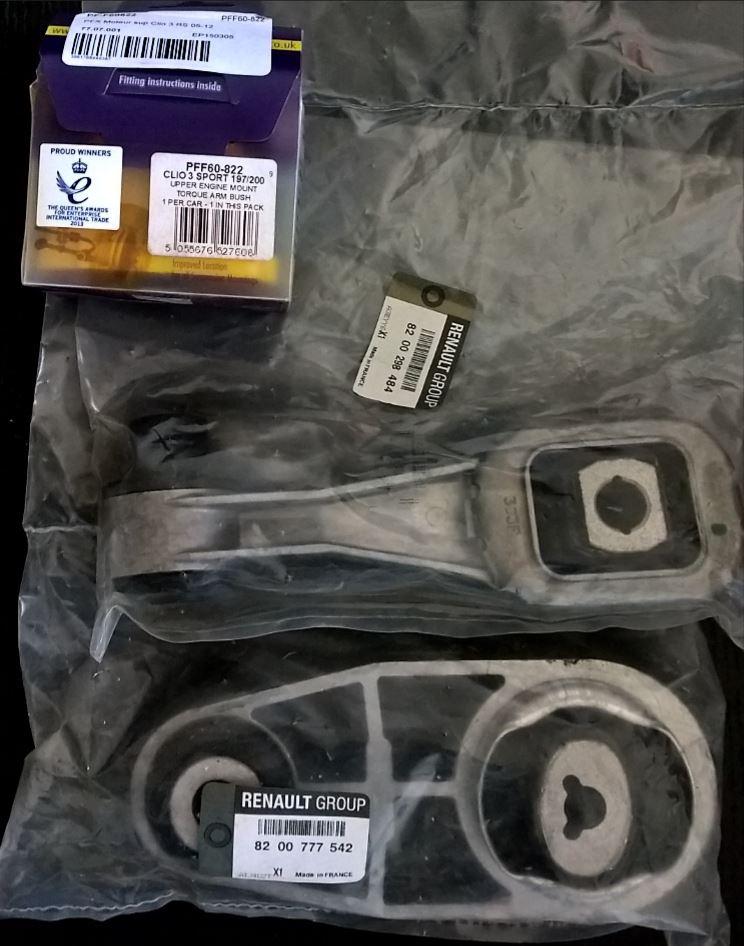 3rs Kit Powerflex Avis Clio Rs Concept