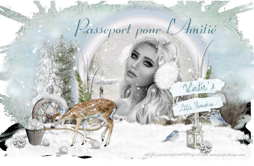 Passeport Pour L'Amitié Index du Forum