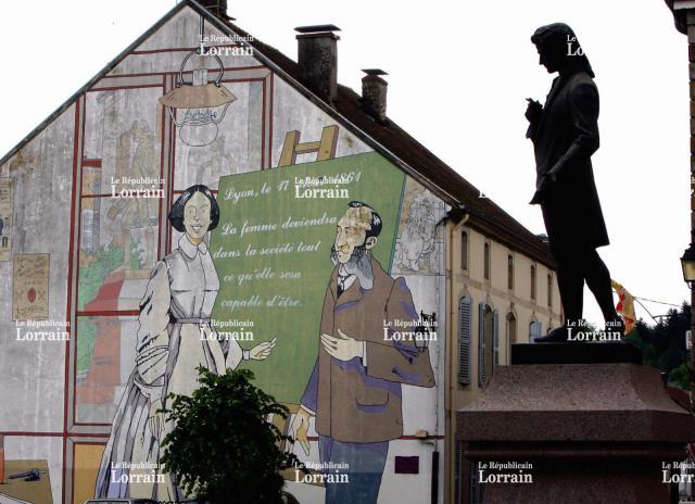 Une petite histoire par jour (La France Pittoresque) - Page 12 Fresque-represent...98078812-54f1b90