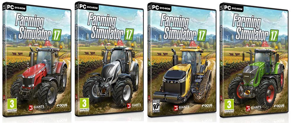 forum des v hicules terrestres et jeux video pc sortie de farming simulator 2017. Black Bedroom Furniture Sets. Home Design Ideas