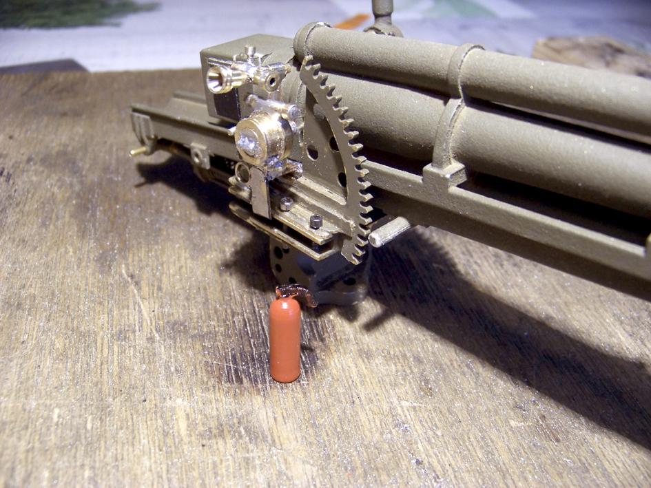 """M7 B1 105 Howitzer Gun Motor Carriage """"Priest"""" - Heng Long - 1/16e - Page 2 Range-quadrant-m4...-2-copie-4e039a0"""