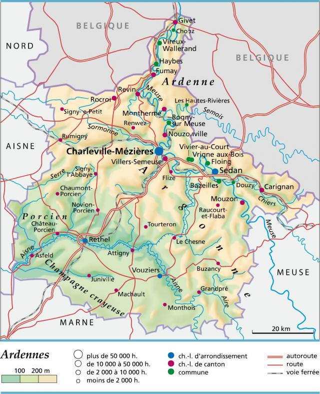 50 39 s pour toujours 08 ardennes - Plateforme meuse champagne ardenne ...
