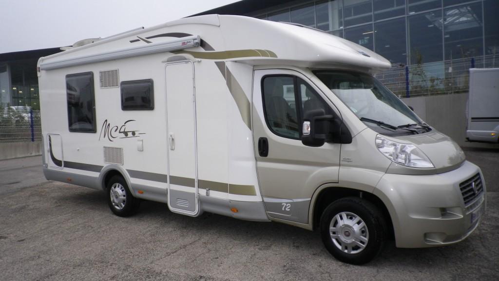 Camping Car Mac Louis Yearling