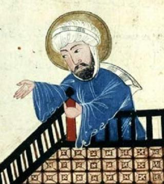 Une petite histoire par jour (La France Pittoresque) - Page 7 Muslim_depiction_...h_codex--547a2ad