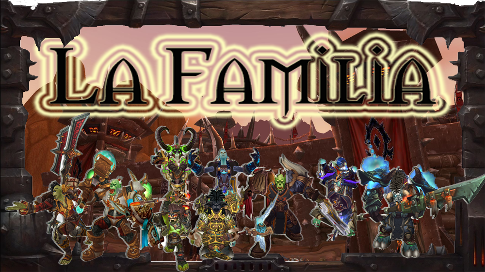 guilde la familia Index du Forum