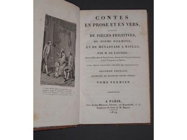 Une petite histoire par jour (La France Pittoresque) - Page 3 H-3000-lantier_et..._2_34529-53df8ee