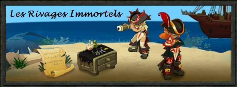 Les Rivages Immortels Index du Forum