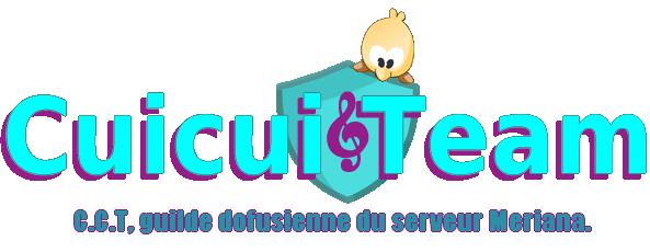 Cuicui Team Index du Forum