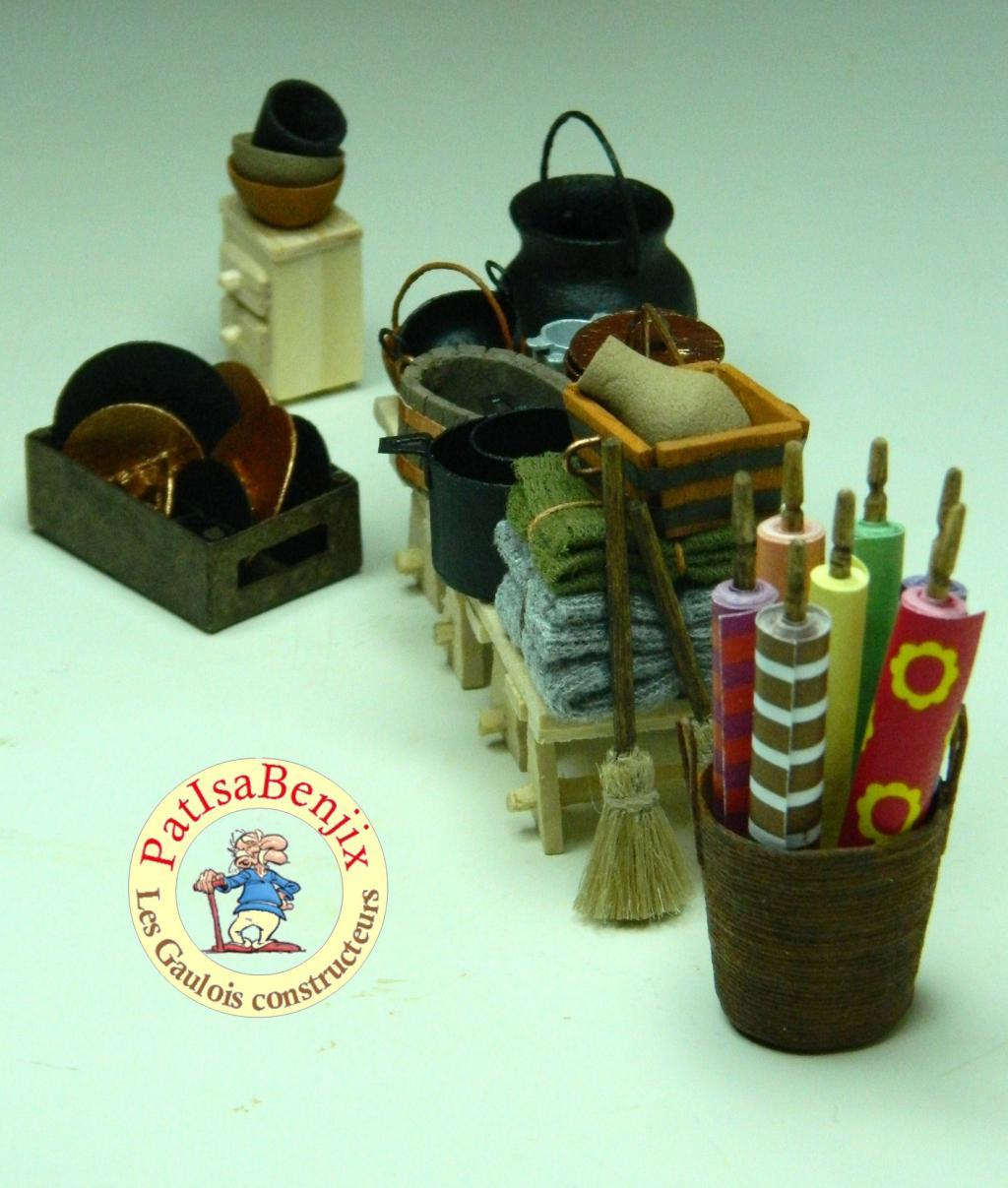 Le Village d'Astérix le Gaulois en maquette au 1/40 - Page 16 Dscn9921-4992781