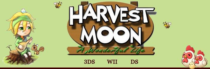 Harvest Moon Index du Forum