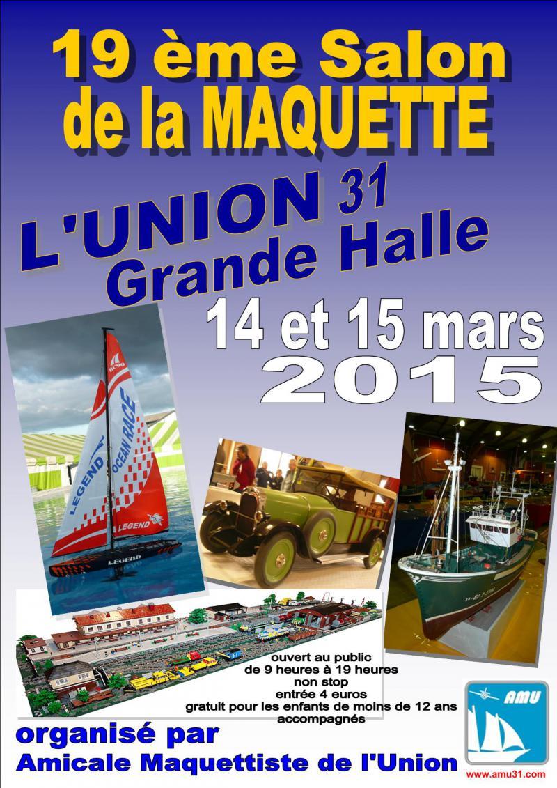 Salon de la maquette de l'Union 14 et 15 mars 2015 Salon-l-union-2015-4a09271