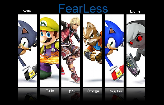 fearless - team ssb 3ds Index du Forum