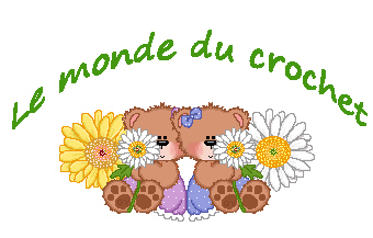 Le monde du crochet Index du Forum