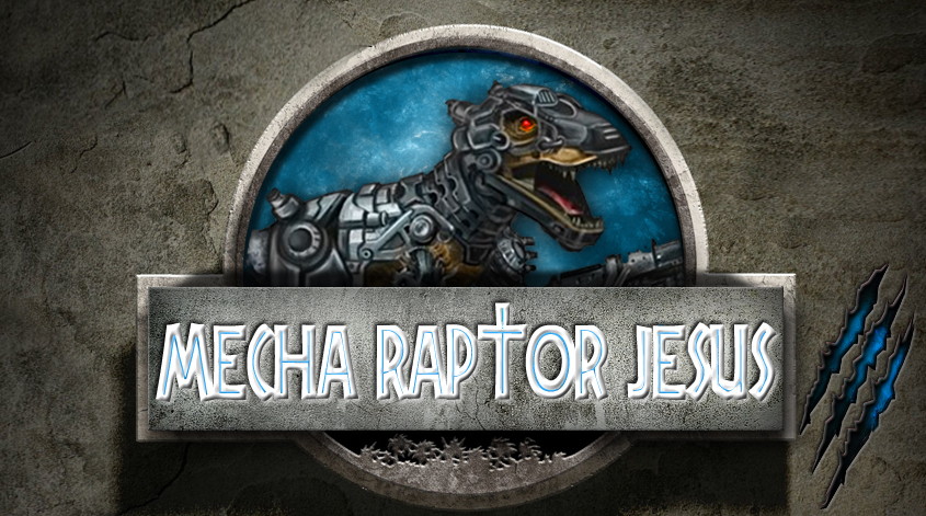 mecha raptor jesus Index du Forum