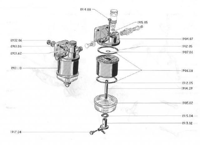 plan te peugeot j7 j9 le filtre gasoil d montage de la pompe d 39 amor age. Black Bedroom Furniture Sets. Home Design Ideas