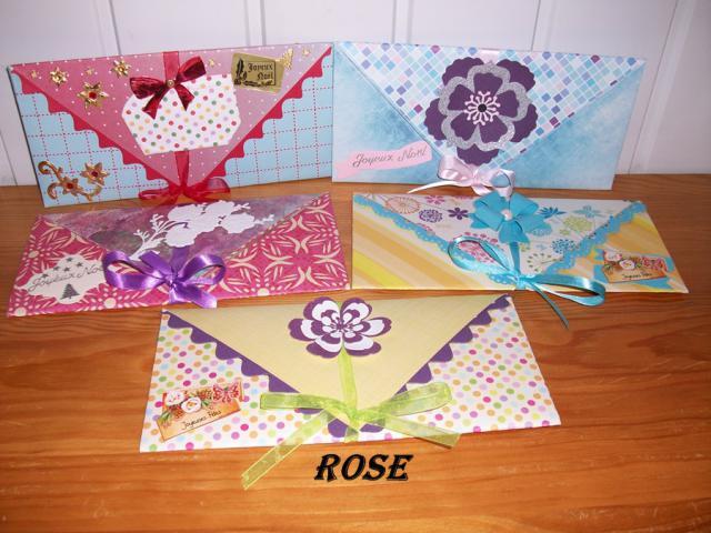 croisee creative enveloppes pour offrir un ch que ou une carte cadeau. Black Bedroom Furniture Sets. Home Design Ideas