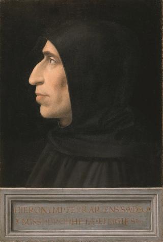 Une petite histoire par jour (La France Pittoresque) - Page 7 Savonarola-547d36b