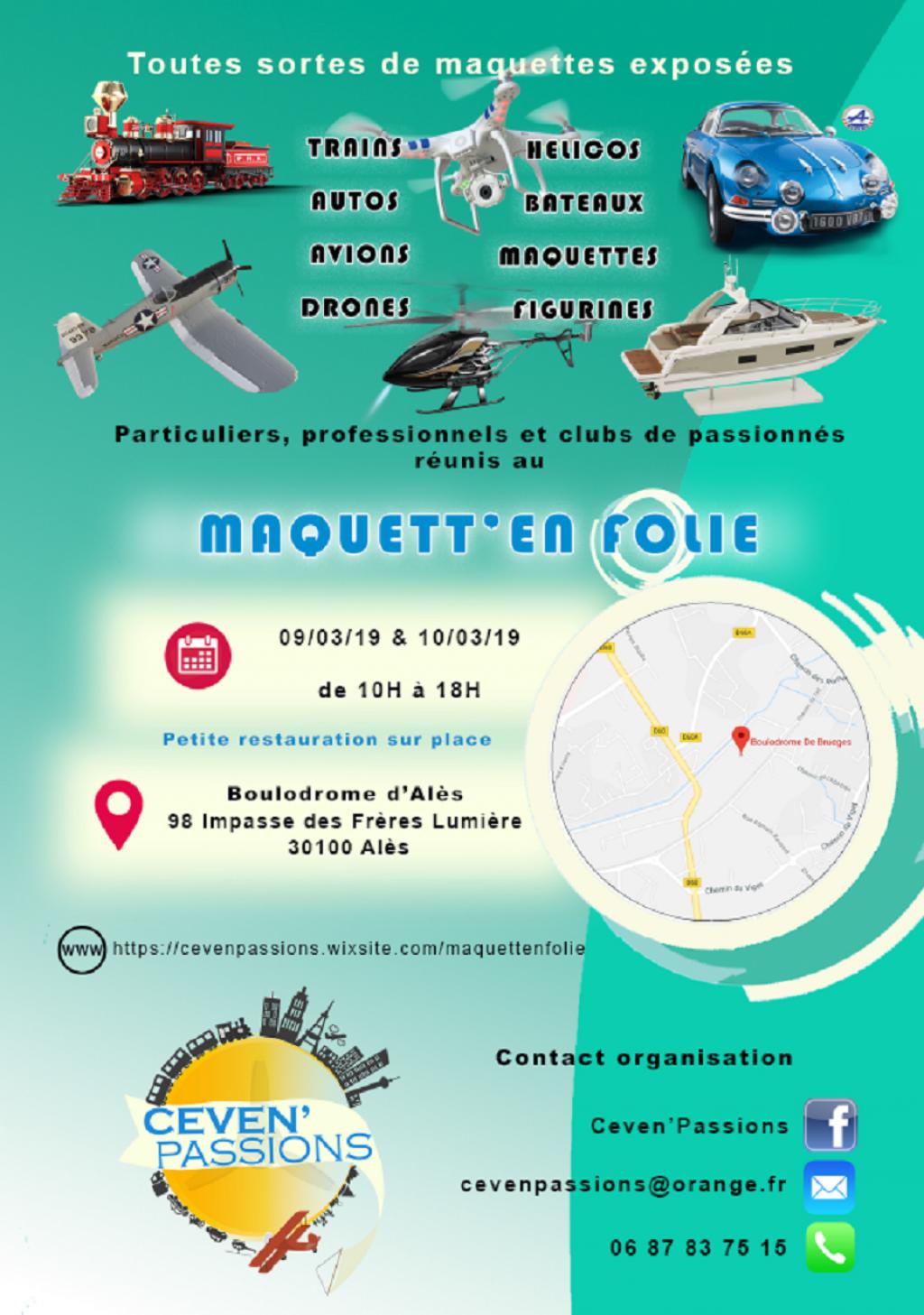 Salon Maquett'en folie Alès, les 9 et 10 mars 2019 2019-ales-maquett-en-folie-55c4d9d