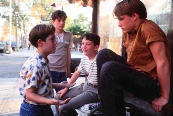 Enfance au cinéma :: Sleepers ( 1996 )
