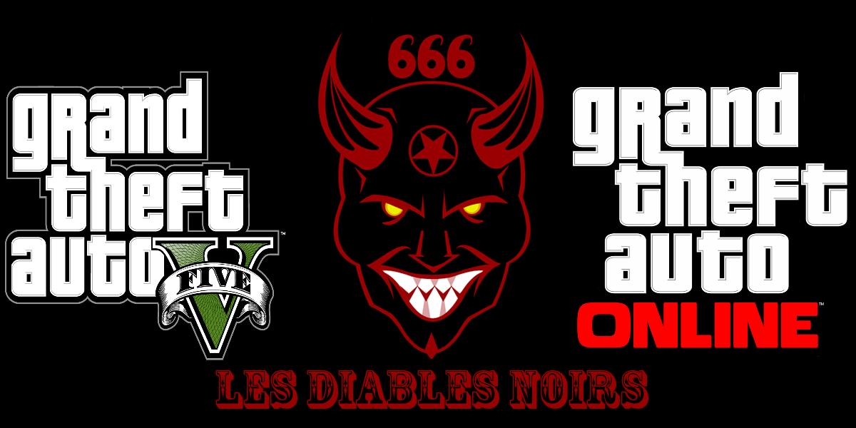 666 les diables noirs 666f crew social club rockstar gta online cartes des secrets gta v. Black Bedroom Furniture Sets. Home Design Ideas