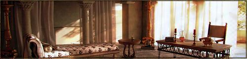 Dans ces trois imposantes tours octogonales, taillées dans le même marbre crème et orné d'or que le reste de la citadelle, sont situés les appartements personnels des membres de l'Ordre de Lumière. De nombreux balcons parsèment leurs façades, pour un contact facilité avec les dragons.