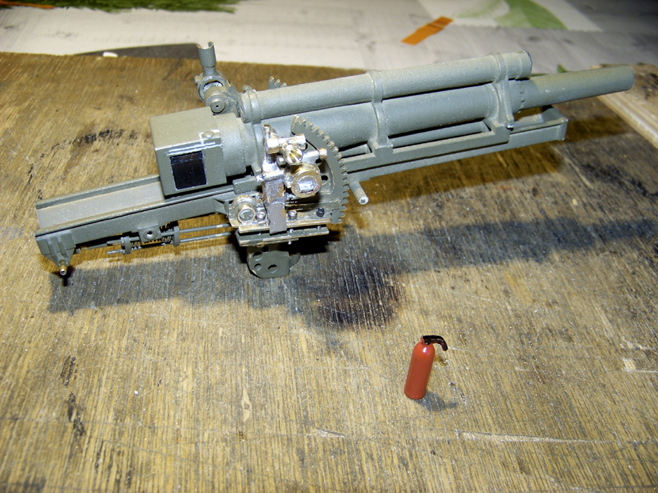 """M7 B1 105 Howitzer Gun Motor Carriage """"Priest"""" - Heng Long - 1/16e - Page 2 Range-quadrant-m4...-3-copie-4e0397c"""